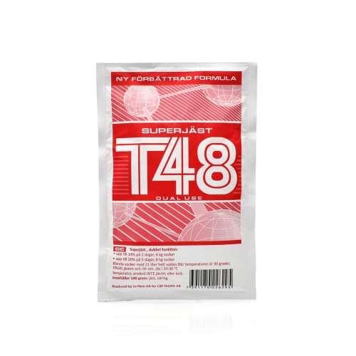 Drożdże T 48
