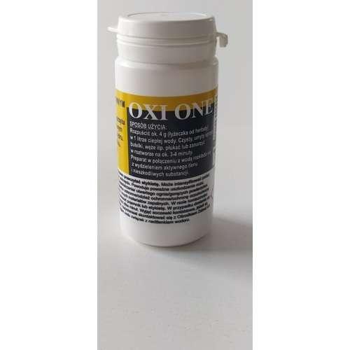 OXI ONE - 100g Środek do końcowego mycia sprzętu oraz butelek.