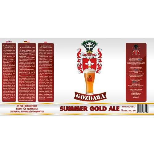 Gozdawa - Summer Gold  Ale