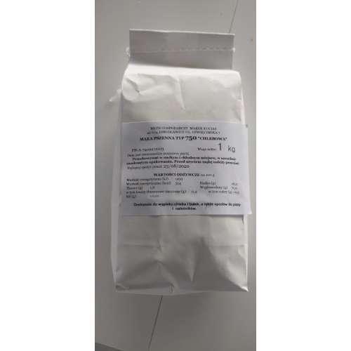 Mąka pszenna TYP 750 Chlebowa 1 kg prosto z Młyna