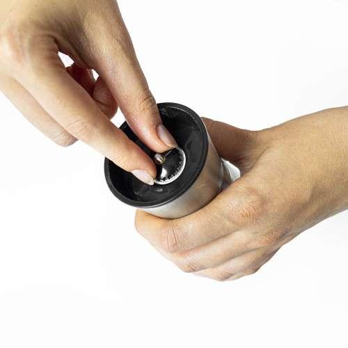 Młynek ręczny do pieprzu i soli, 13 cm 511404
