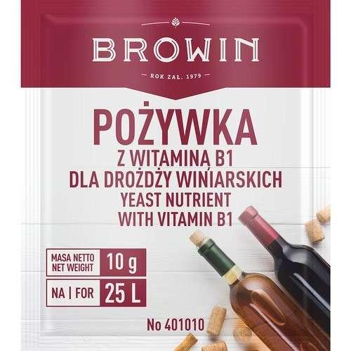 Pożywka do wina z witaminą B1