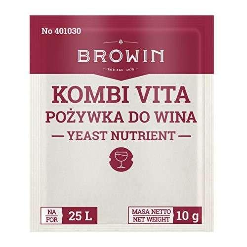 Pożywka do wina Kombi Vita - 10g