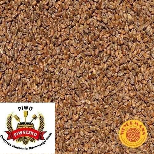 Słód pszeniczny Carawheat® 100-130 EBC Weyermann®  0,5 kg