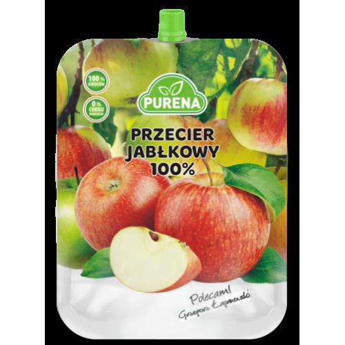 Przecier Puree Jabłkowe 100% 350g