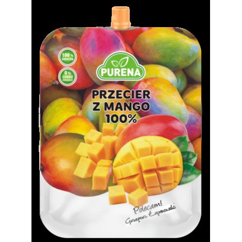 Przecier Puree z Mango 100% 350g