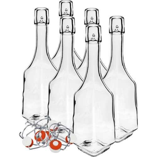 Butelka Rodzinna 500 ml z zamknięciem mechanicznym