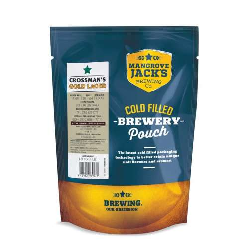 Mangrove Jacks WORKINGMAN'S STOUT1,8kg