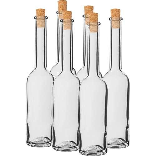 Butelka na nalewkę 100 ml + korek