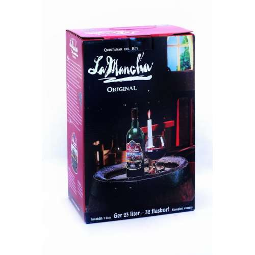 Koncentrat wina La Mancha LM-7D Czerwone
