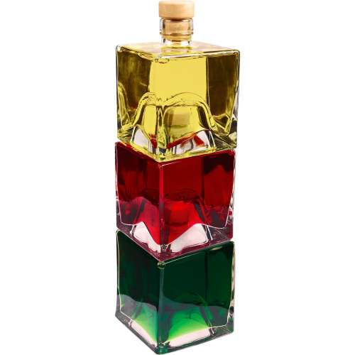 Komplet butelek do nalewek Bruno 250 ml - 3 szt. Pomysł na prezent