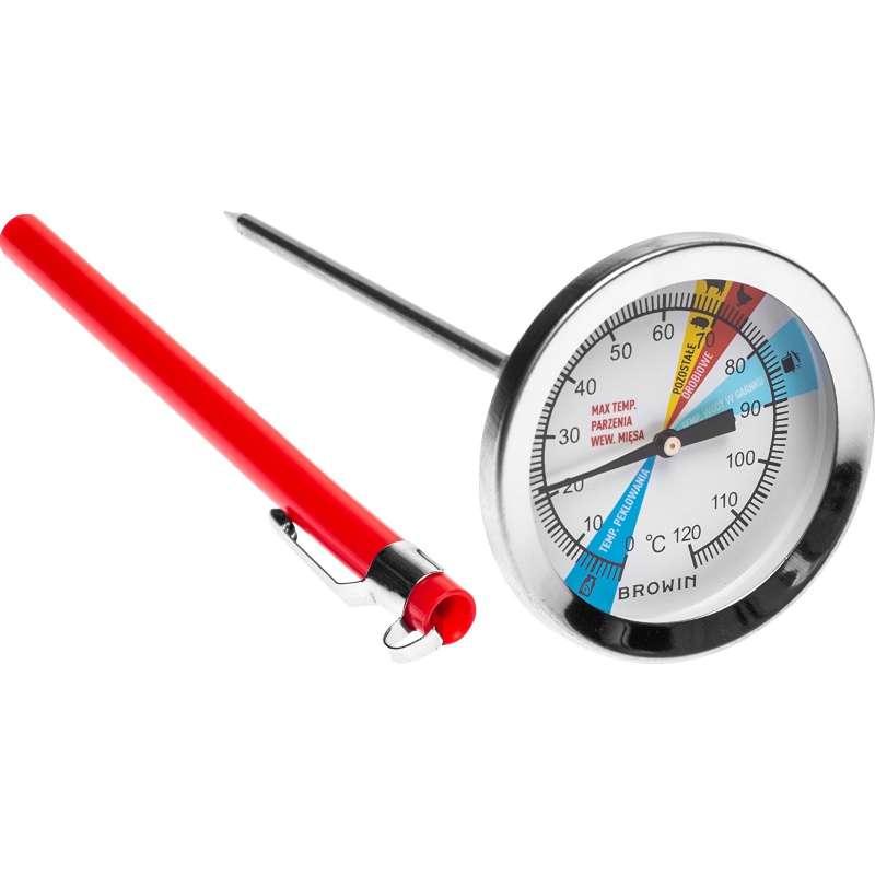 Termometr do pieczenia mięs 0 C +120 C idealny do szynkowaru