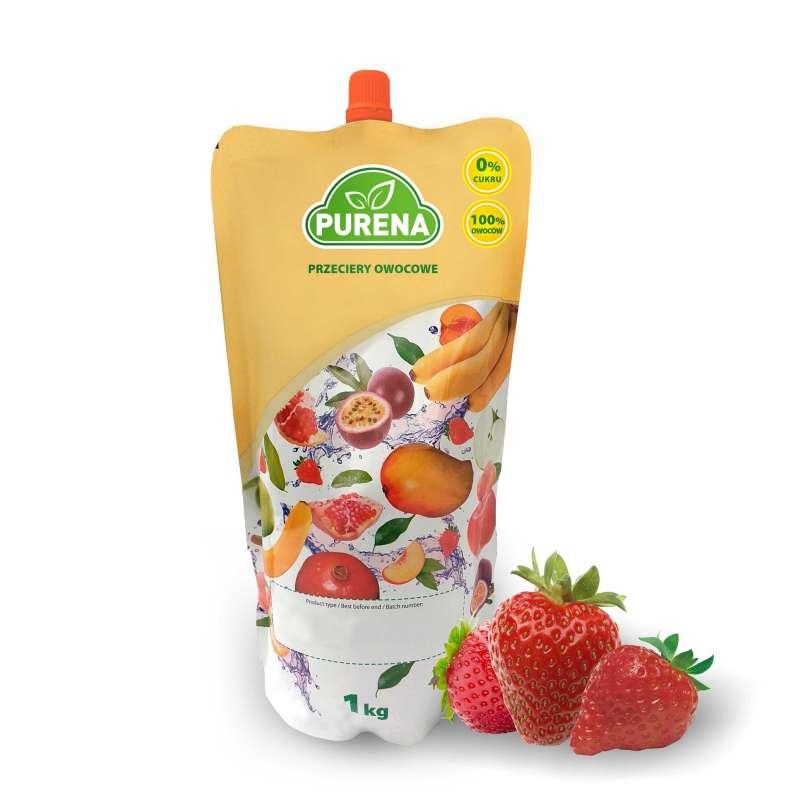 Przecier Puree Mango100% 1kg