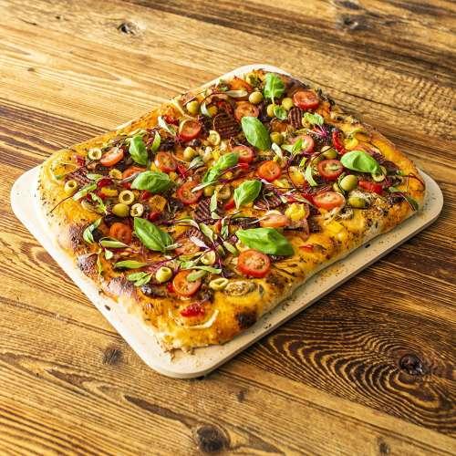 Kamień do pizzy - PROSTOKĄTNY