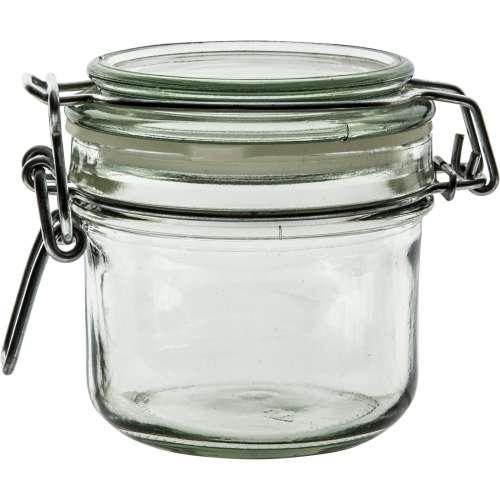 Słoik Domowe Fantazje 500 ml z korkiem naturalnym