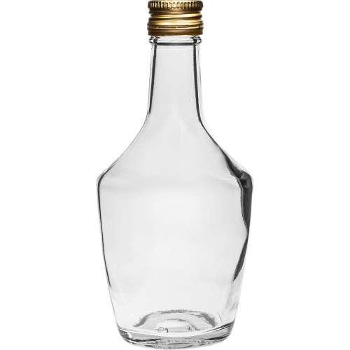 Butelka Bosmańska 250 ml biała 1 sztuka