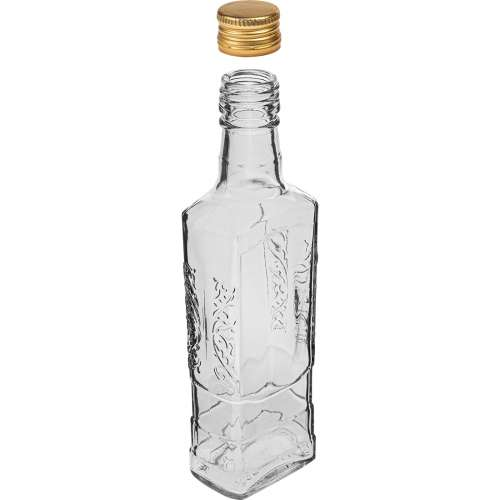 Butelka Flora 250 ml z zakrętką, 1 sztuka