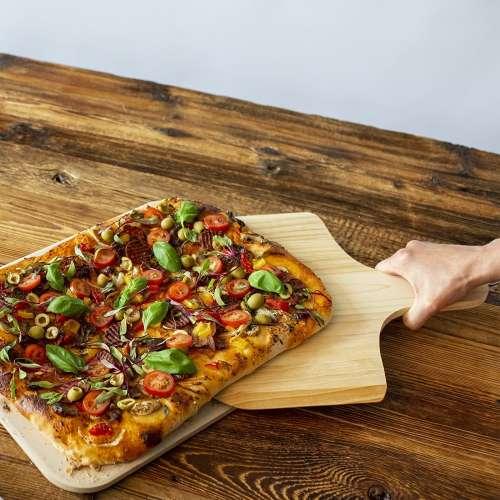 Drewniana łopatka - deska do pizzy