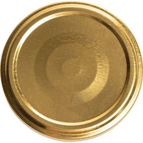 Zakrętka fi66 złota - 10szt.