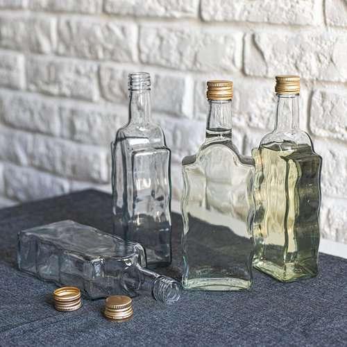 Butelka Klasztorna 0,5 L z zakrętką