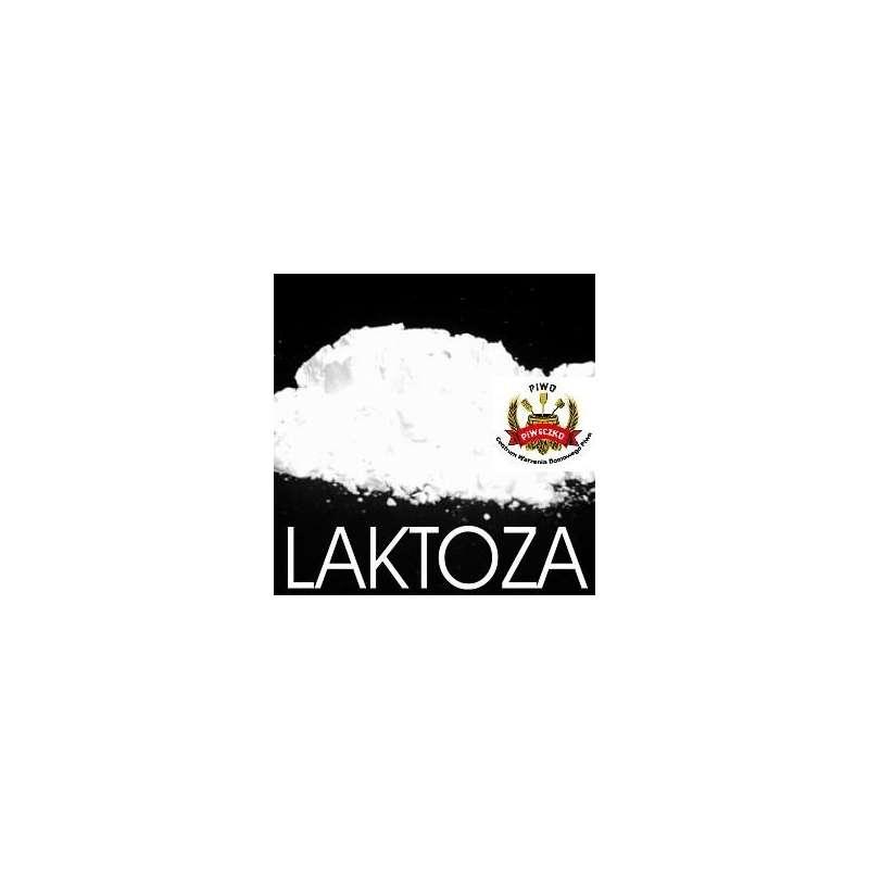 Laktoza (lactose) - niefermentowalny cukier mlekowy - op. 250 g