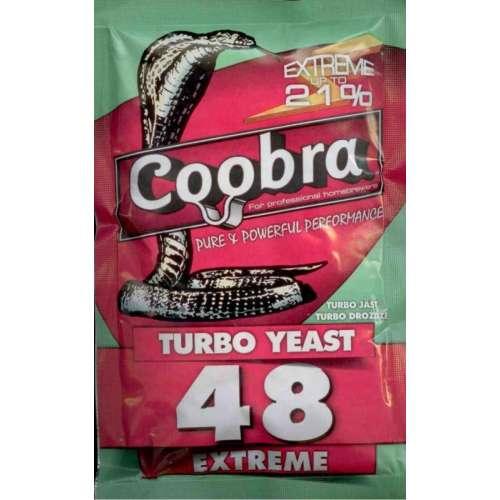 Drożdże gorzelnicze COOBRA 48