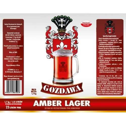 Gozdawa - Amber Lager
