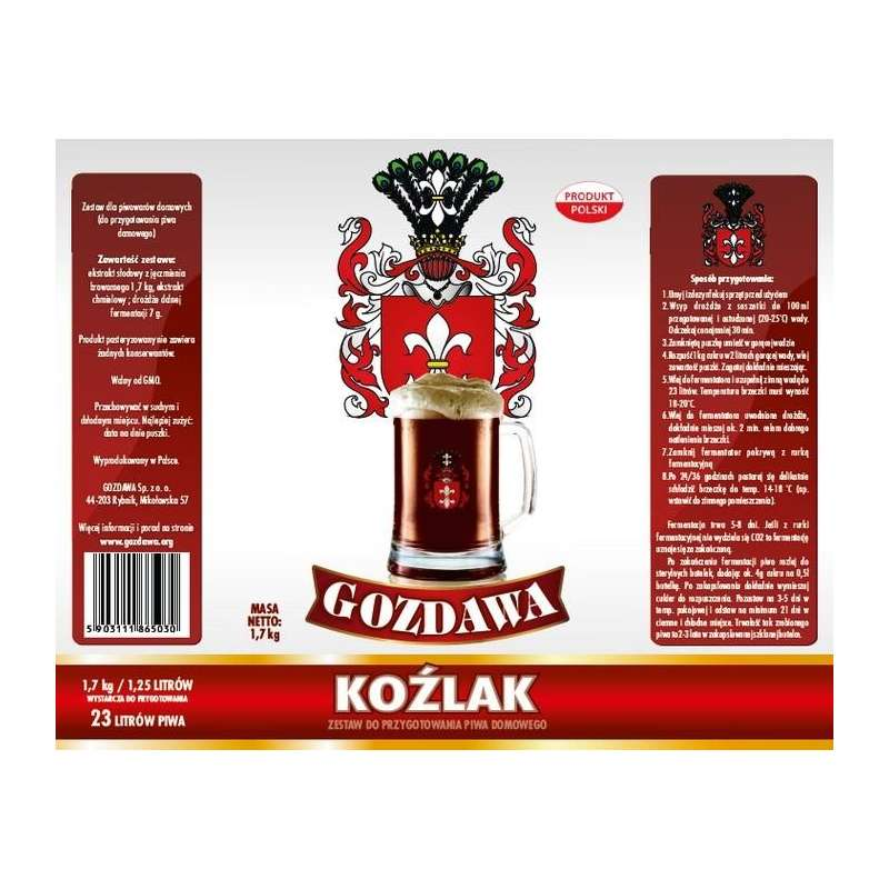 Gozdawa - Koźlak (Bock)