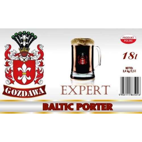 Gozdawa - Baltic Porter - Seria EXPERT