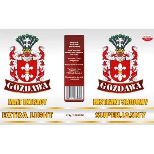 Gozdawa - superjasny ekstrakt 1,7 kg - Exstra Light