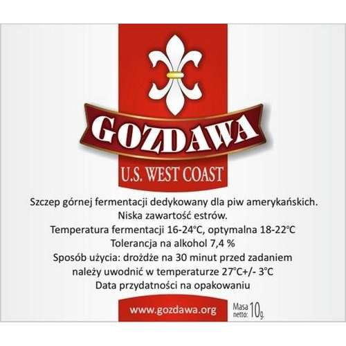 Gozdawa - U.S. West Coast 10g
