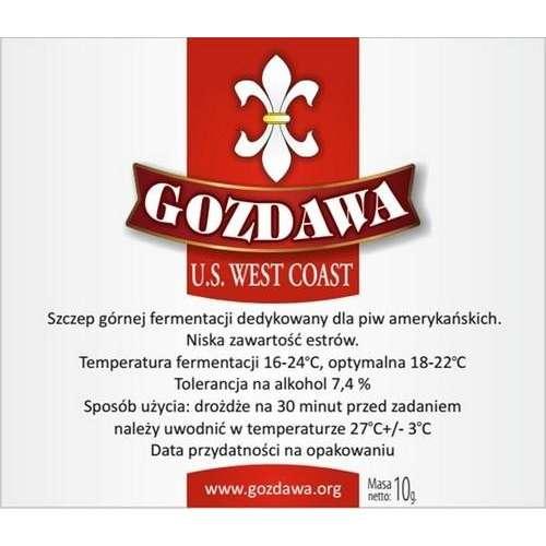 Gozdawa - U.S. West Coast 10g