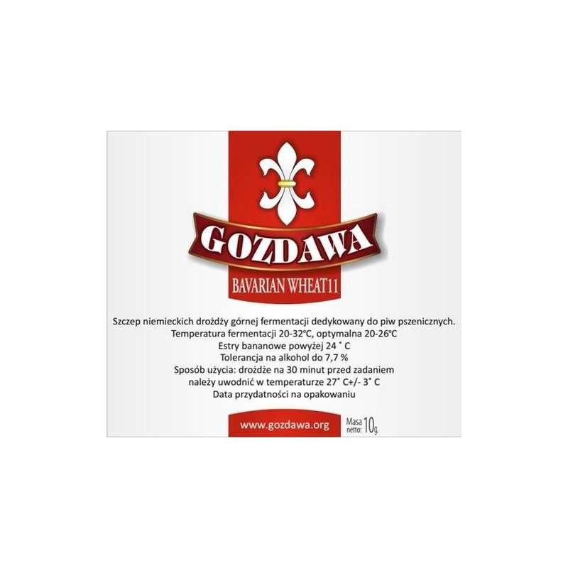 Gozdawa - Bavarian Wheat 11 10g