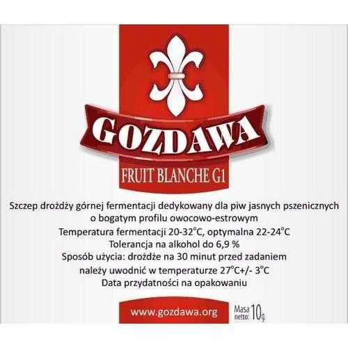 Gozdawa - Fruit Blanche G1 10g