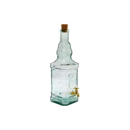 Butelka z kranikiem WIEŻA 3,4 L