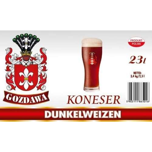 Gozdawa - Dunkelweizen - Seria Koneser