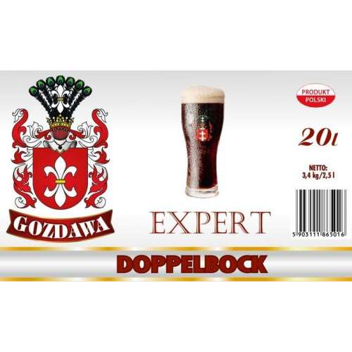 Gozdawa - Doppelbock - Seria EXPERT