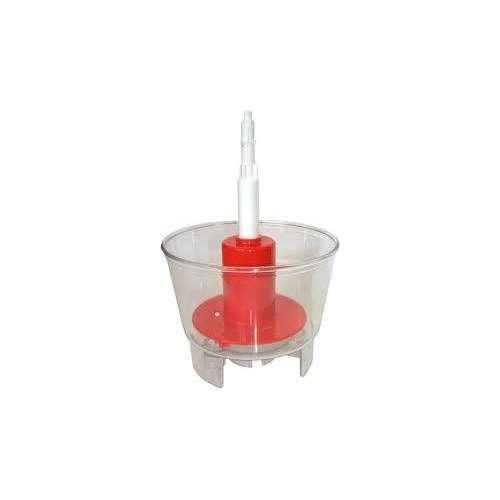 Myjka do butelek nakładana na stojak/suszarkę